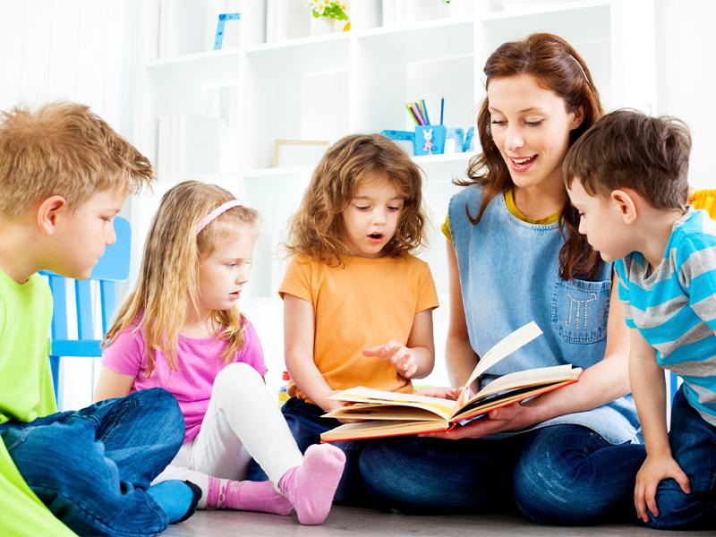 4 dicas preciosas para quem quer ser um professor da educação infantil.